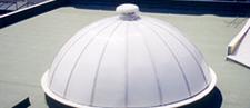 Купол (оберлихт) от поликарбонат