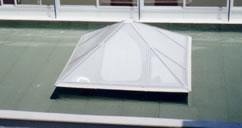 купол от поликарбонат
