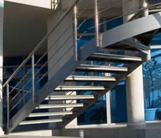 Екстериорна (външна) стълба